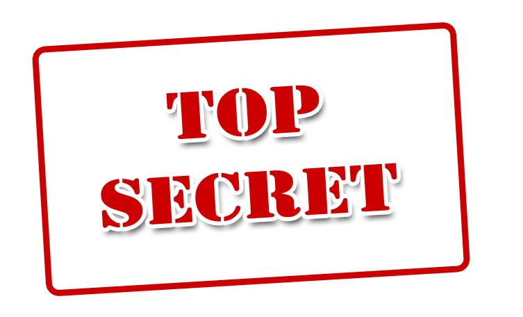 Secret Webpage