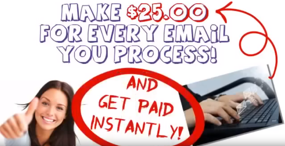 Email Processing System Scam–Don't Fall For It!