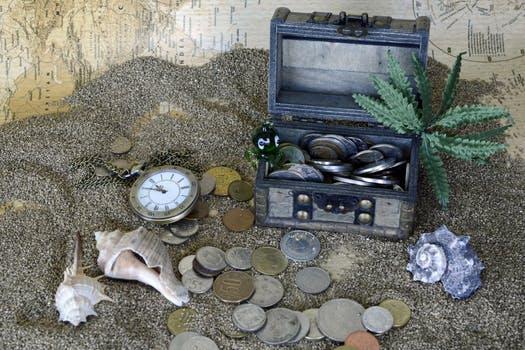 Finding Treasures