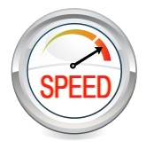 You need fast site speed