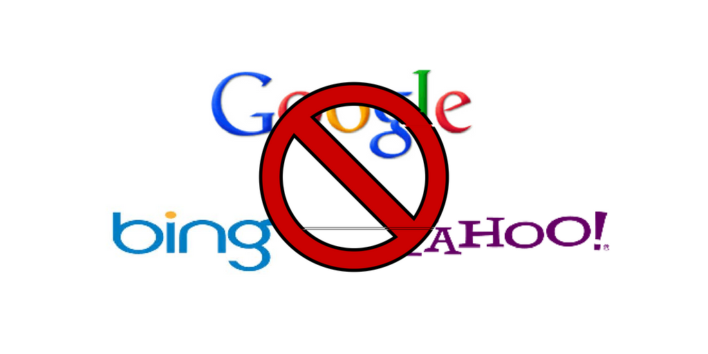 Low Ranking in Search Engines