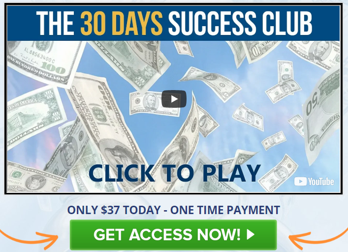 30 Day Success Club Video