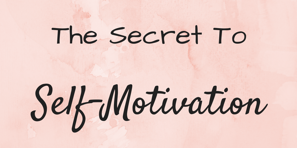 Self-Motivation Techniques Helped Me Start My Online Business