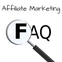 Affiliate marketing FAQ and looking glass