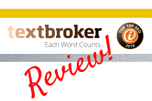Is Textbroker Legit? See For Yourself With This Review!